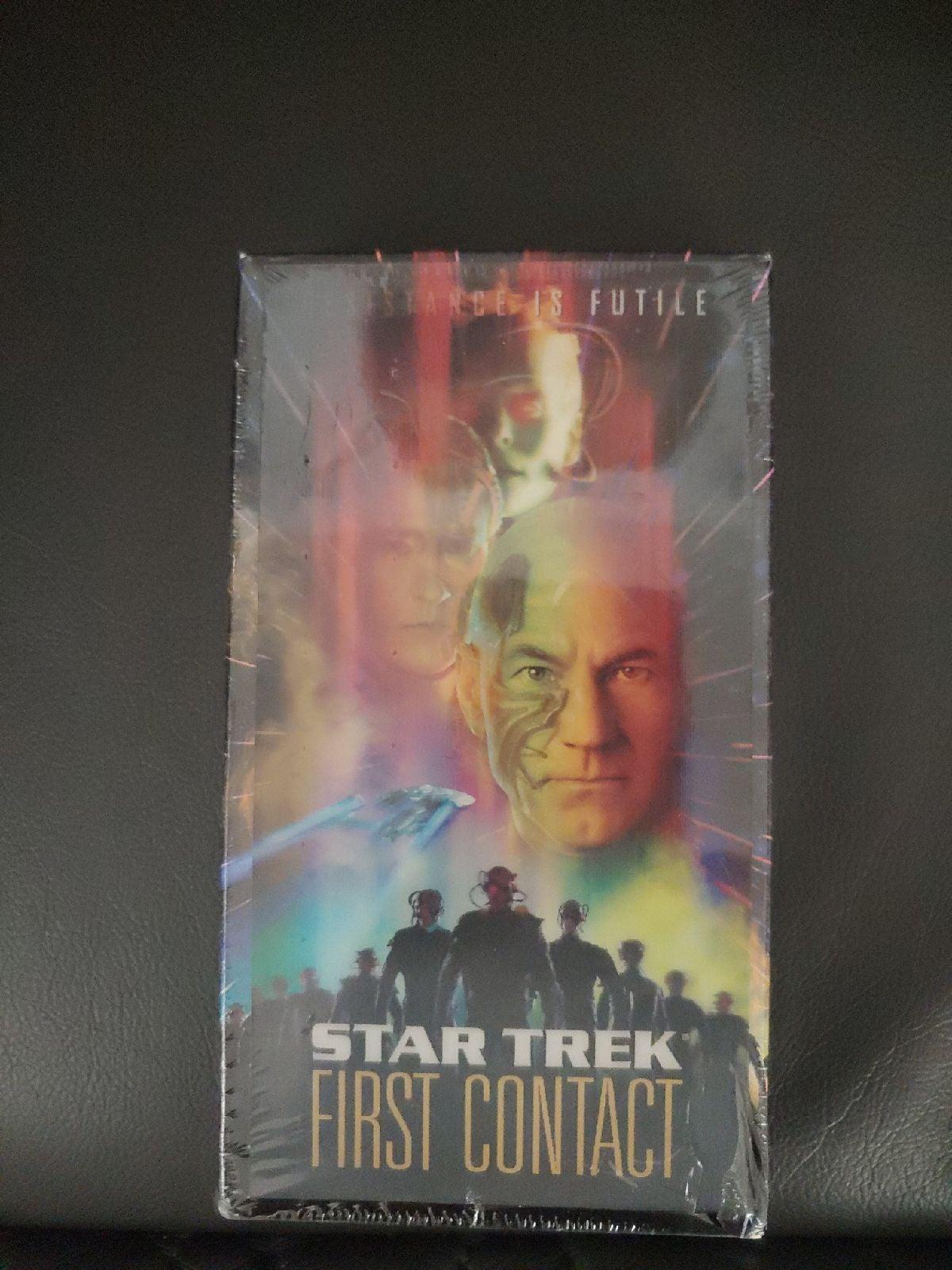 Star Trek First Contact VHS | New