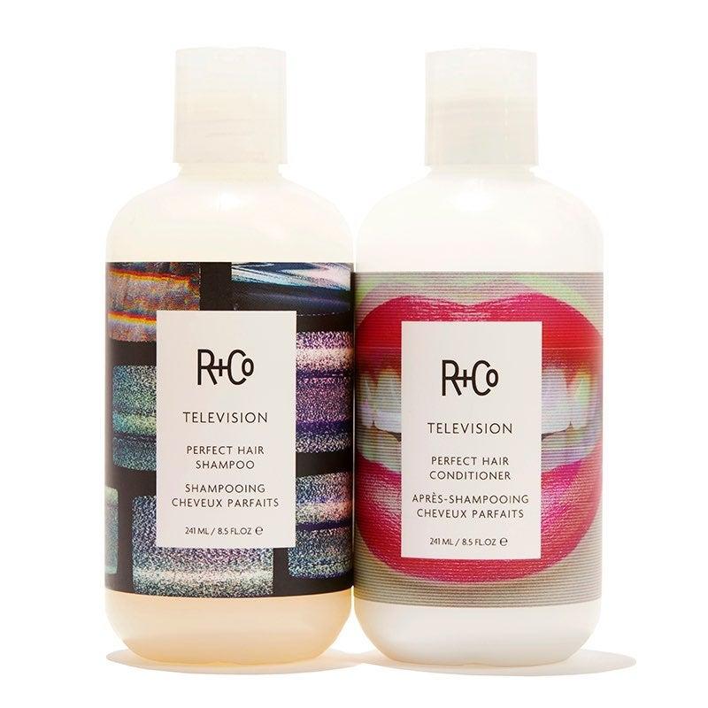 R+Co TELEVISION Shampoo + Conditioner