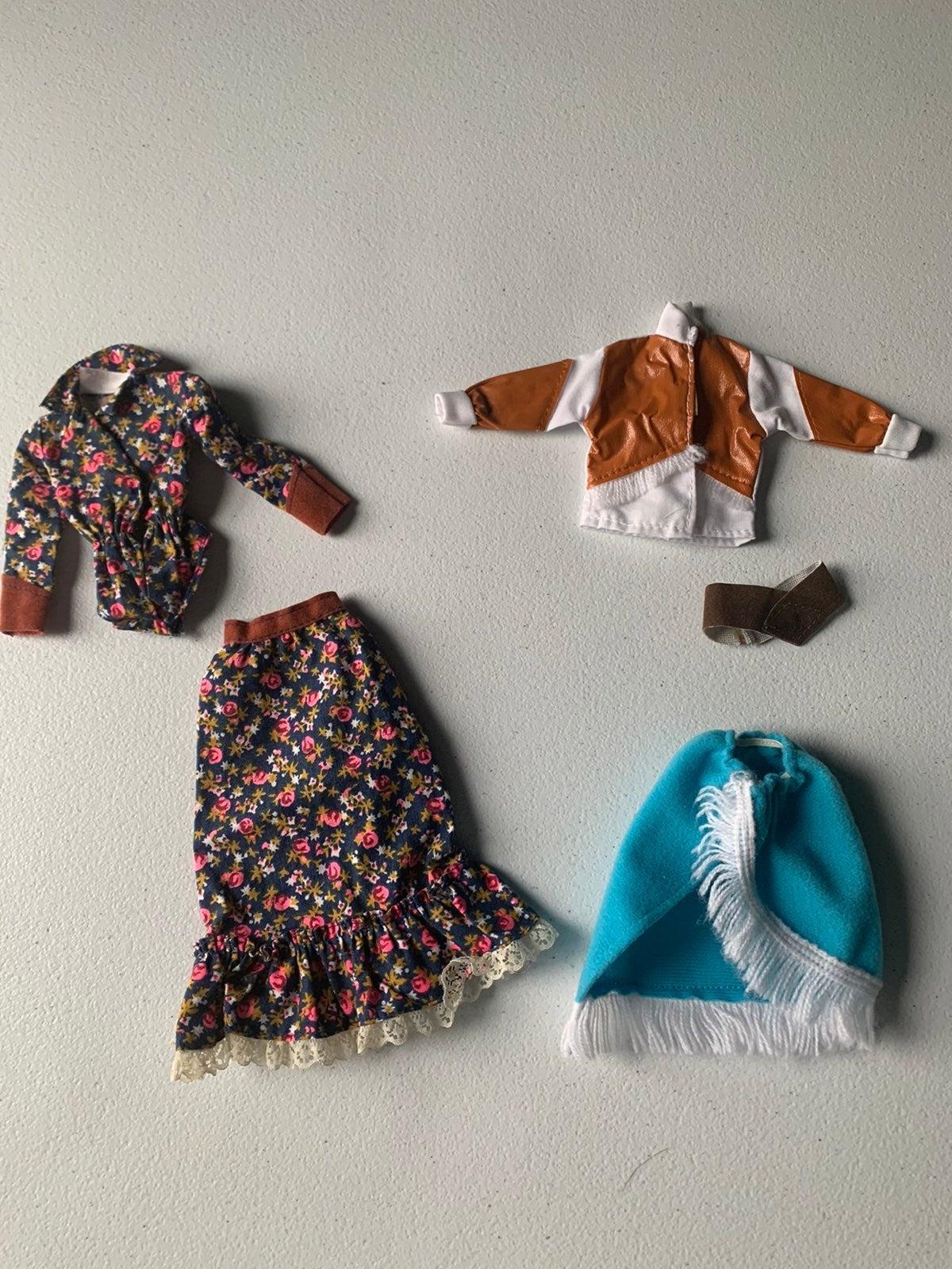 Vintage Western Wear Barbie Lot