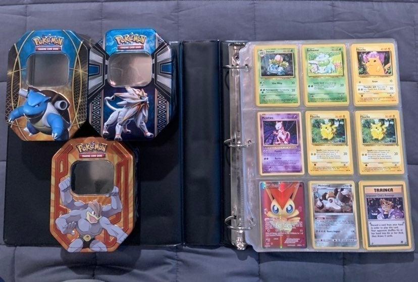 Pokémon Card Collection
