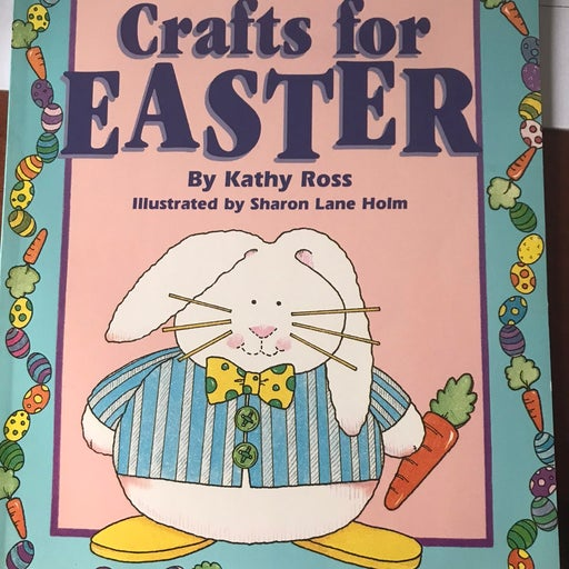 Childrens Craft for Easter Book