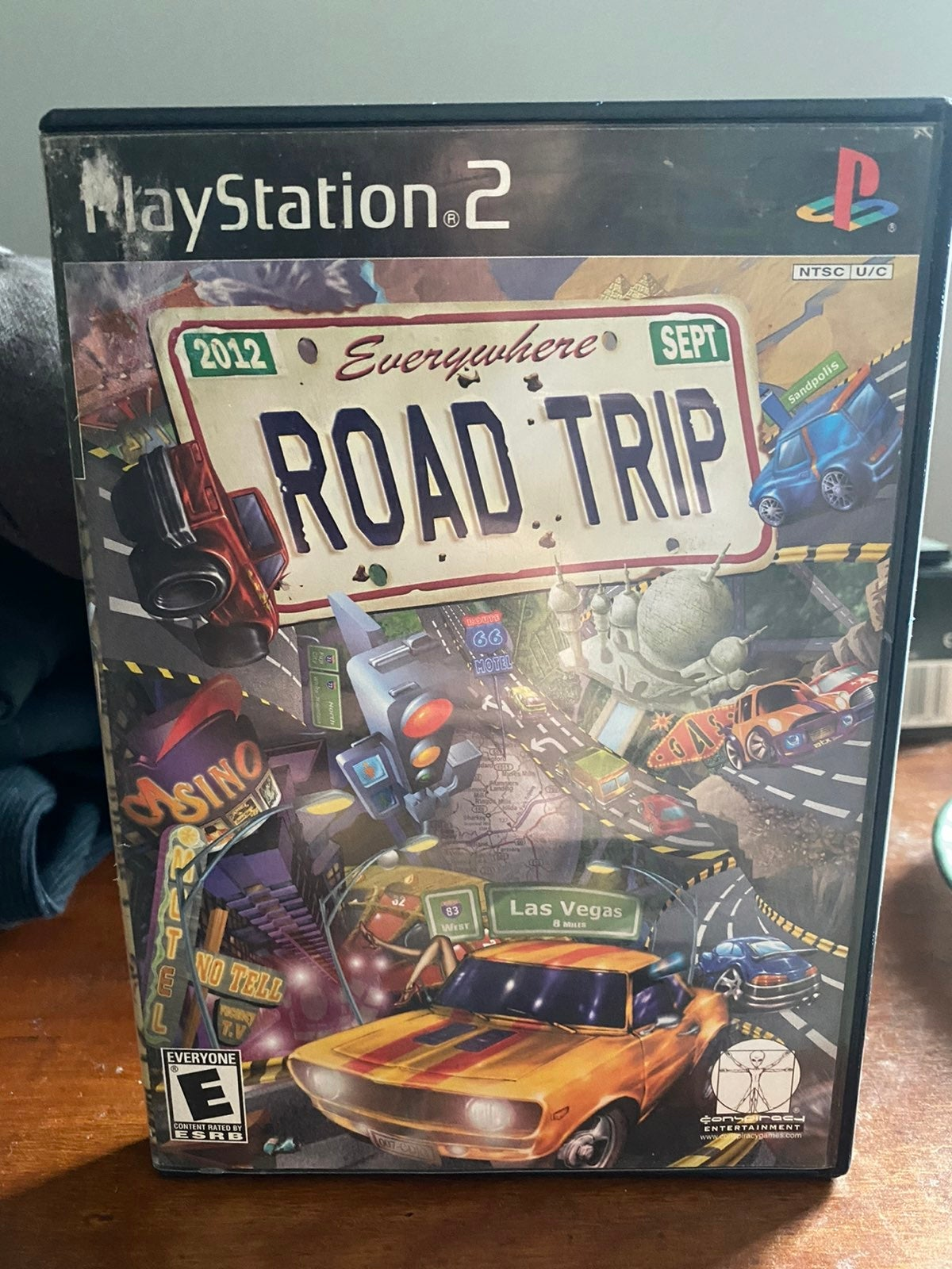 Everywhere Road Trip PS2