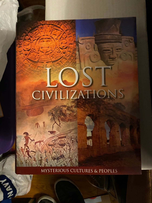 2009 HC Lost Civilizations