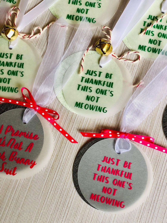 Holiday/Christmas Gift Tags - Funny