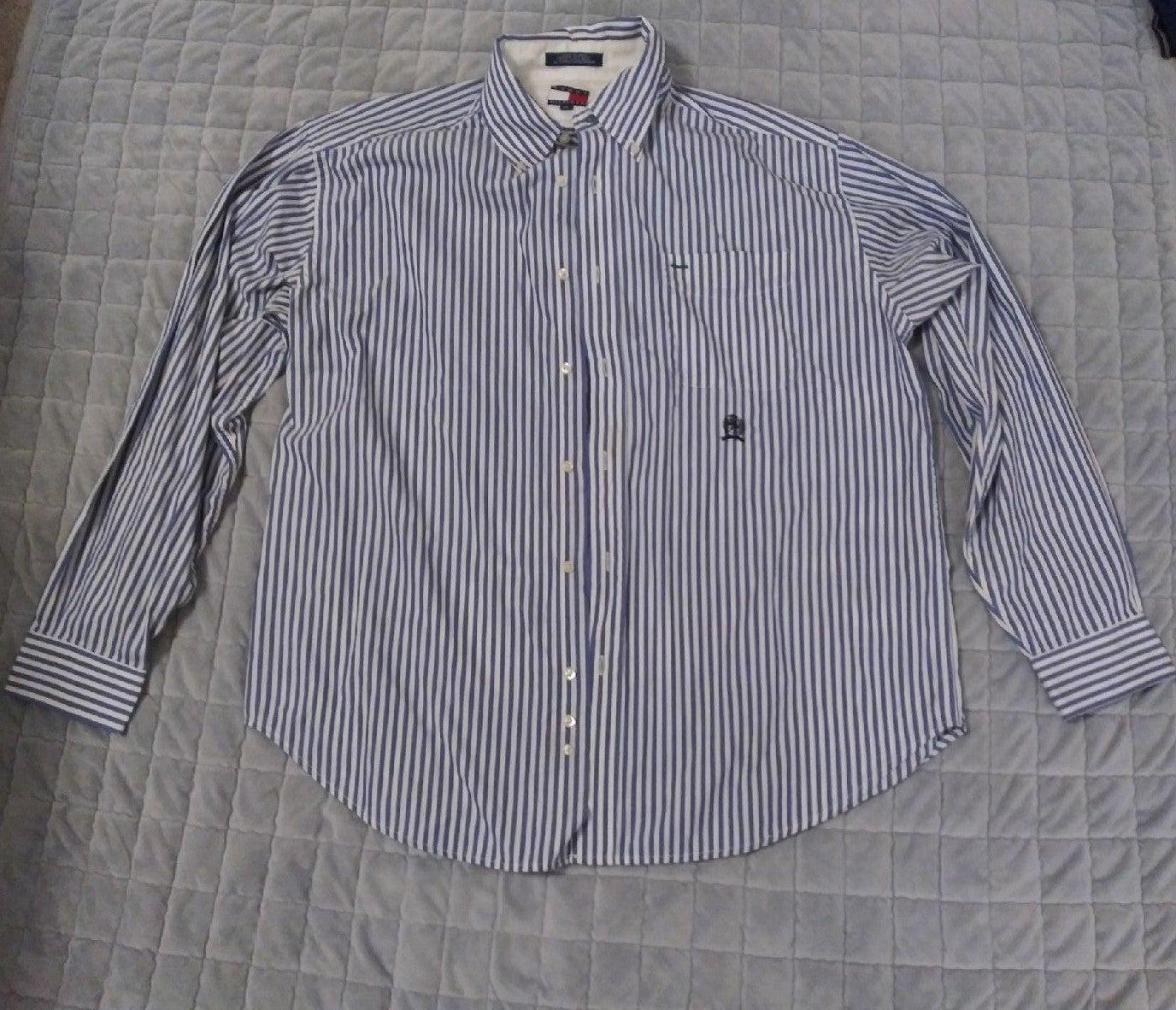 Striped shirt for men