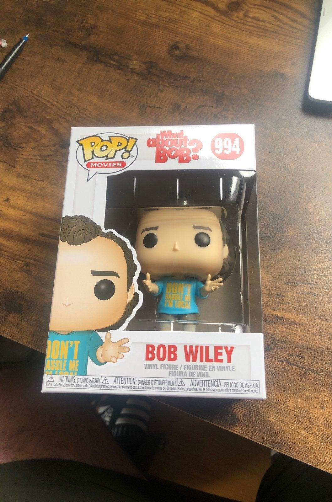 Funko Pop Bob Wiley #994