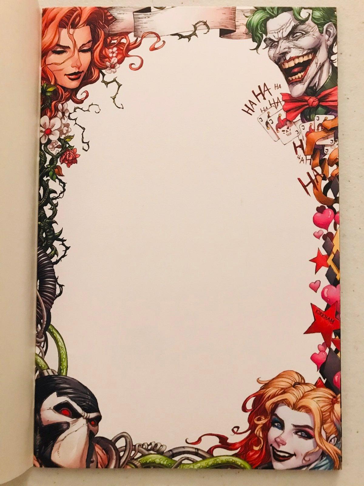 BATMAN #50 VIRGIN BLANK COVER Variant