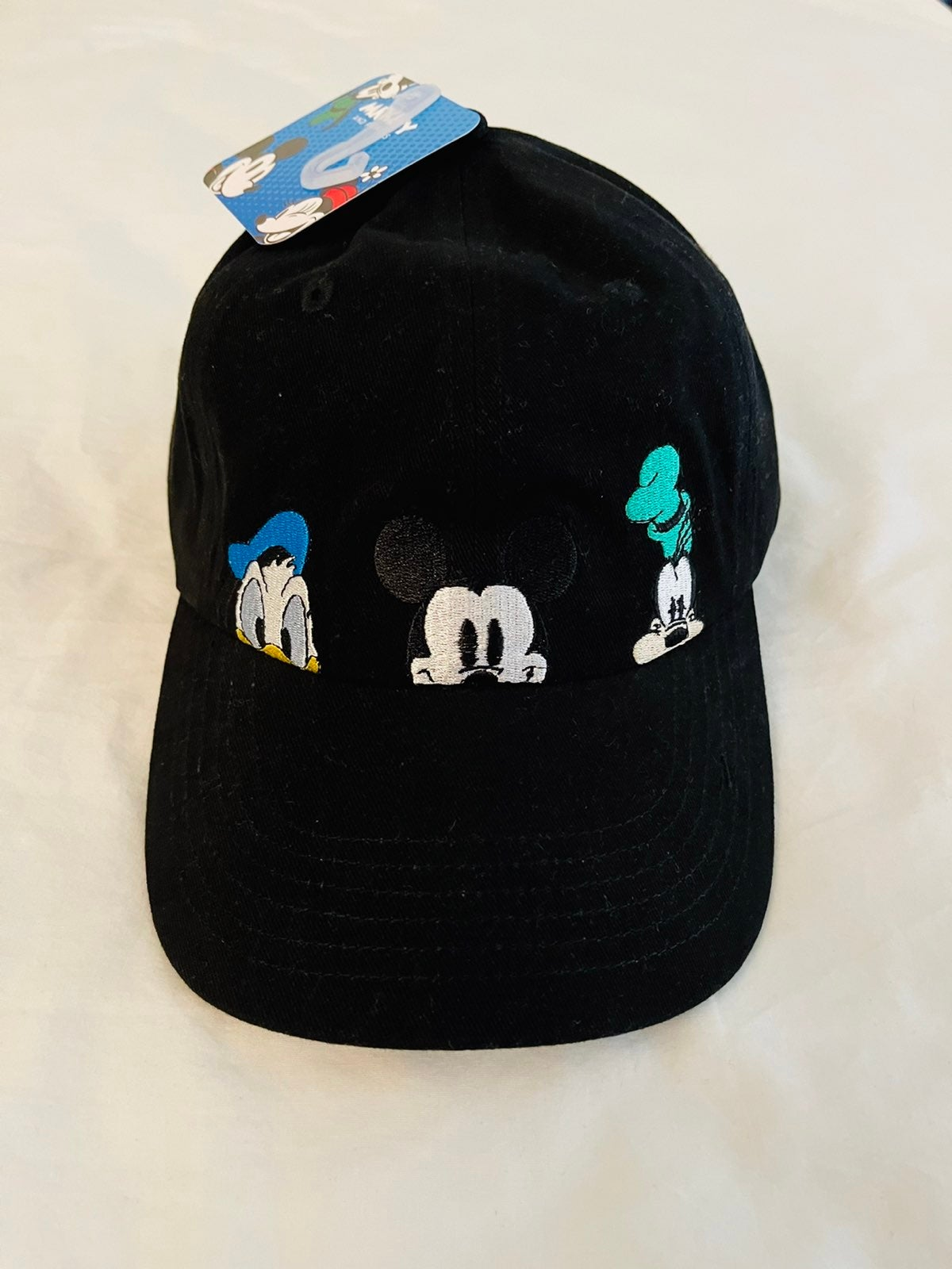 Mickey and Friends Black Hat