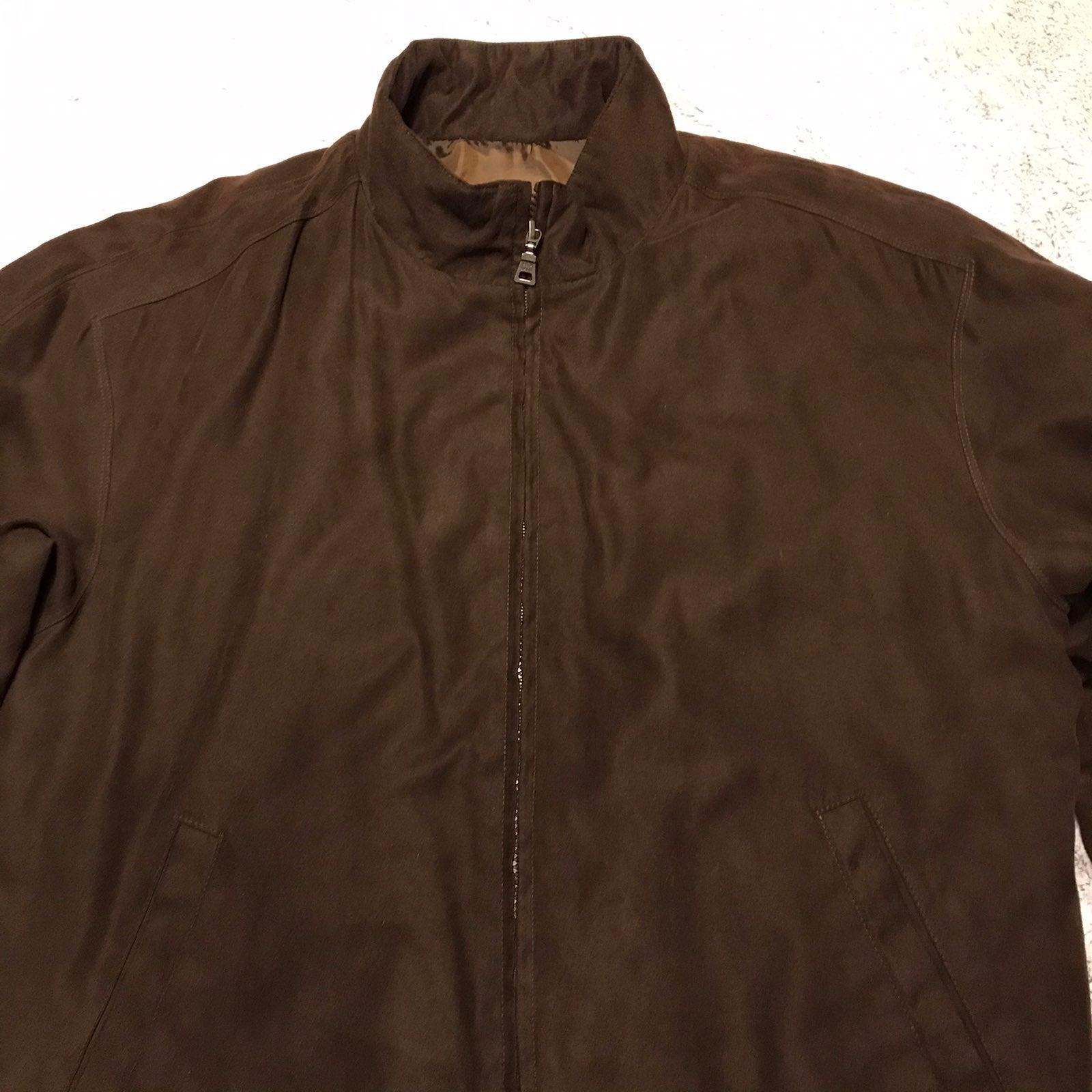 Jos. A. Bank Men's Microfiber Jacket, M