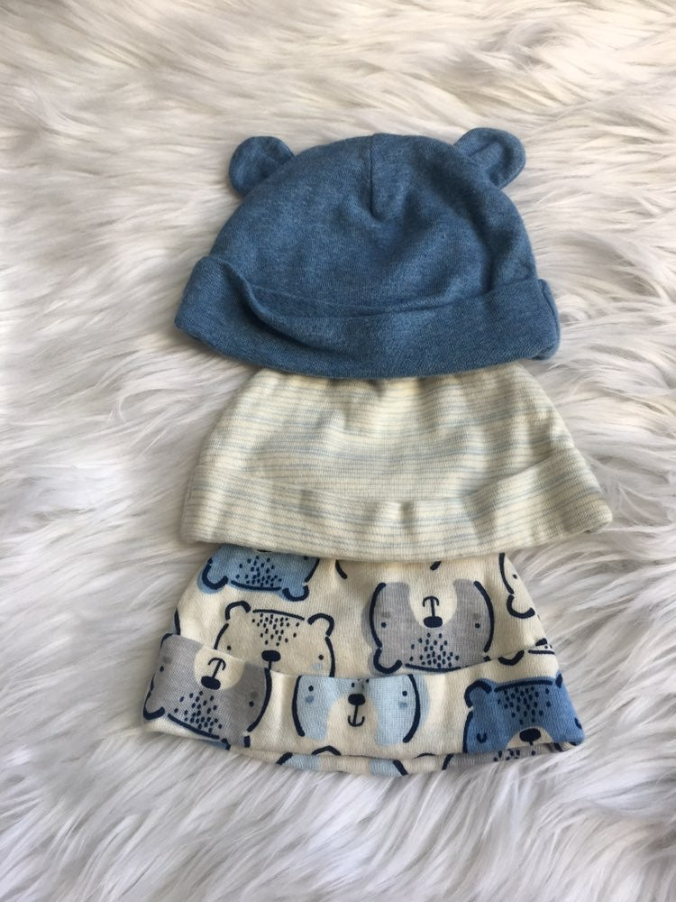 3 for $10 Baby Hats