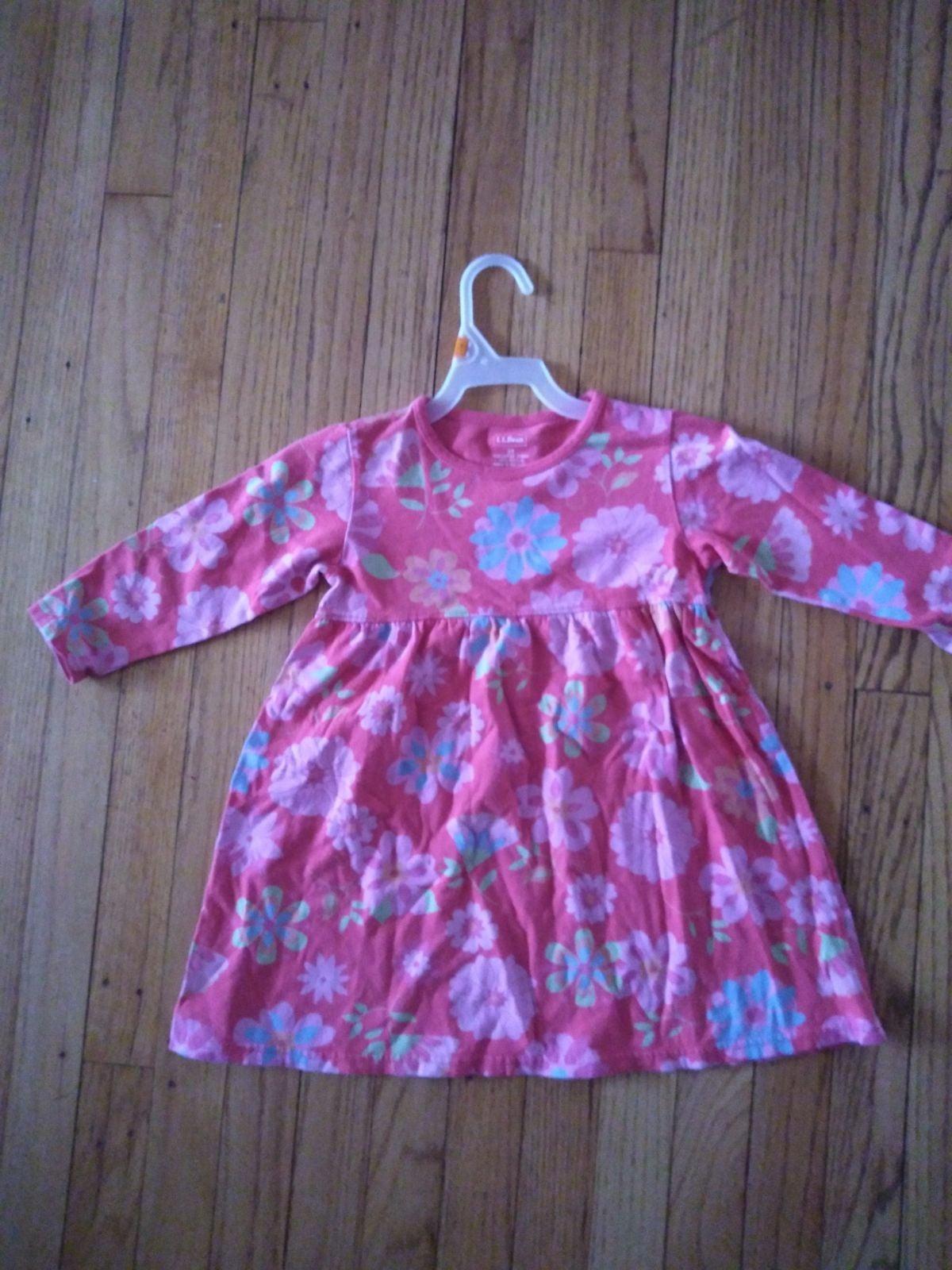 L.L. Bean girls dress 3T