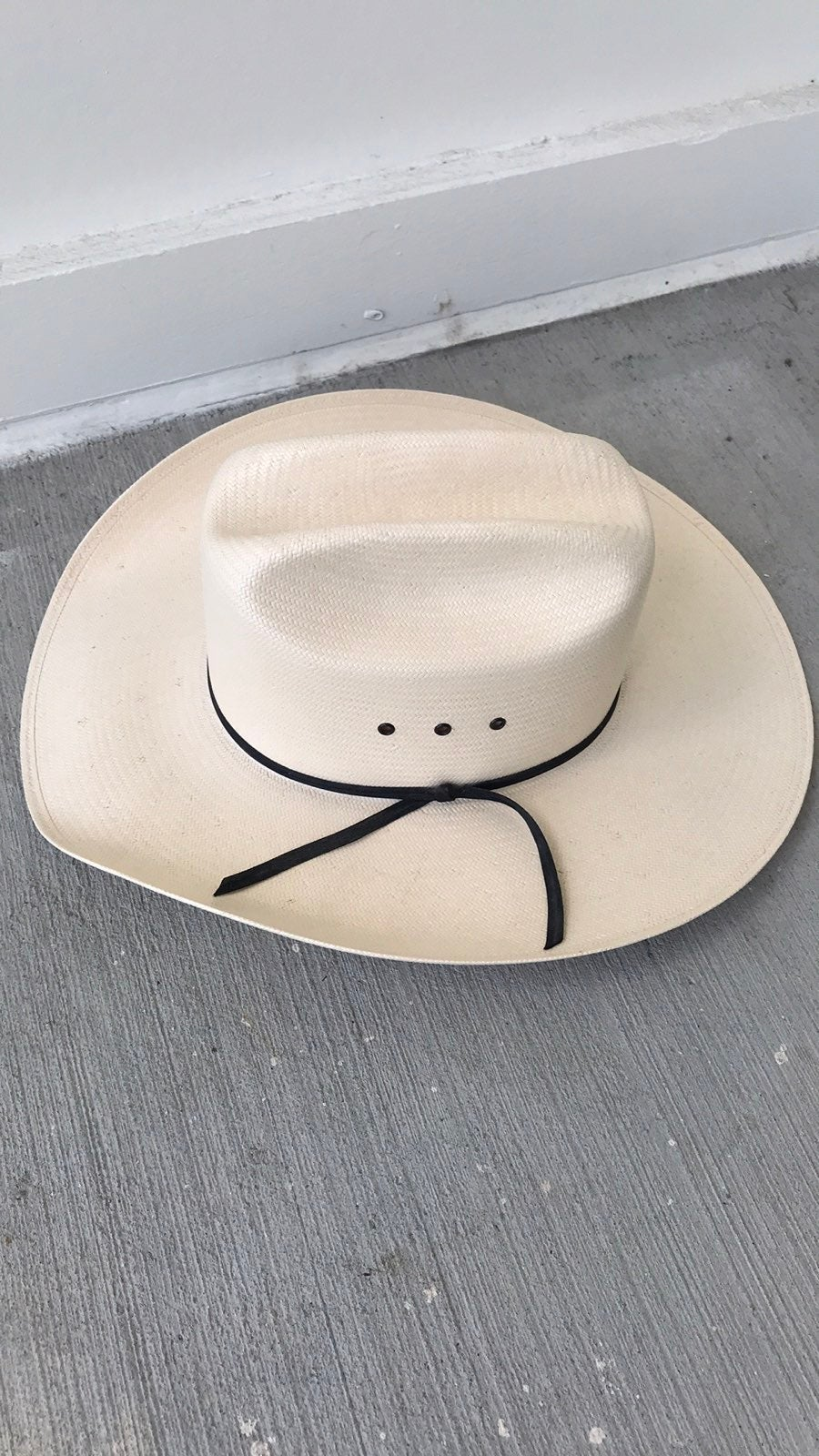 Resistol Rodeo Cowboy Hat
