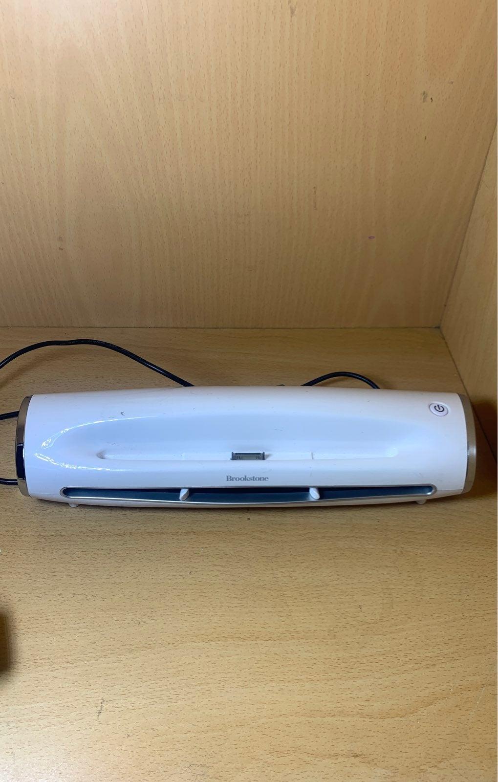 Brookstone iConvert Portable Scanner