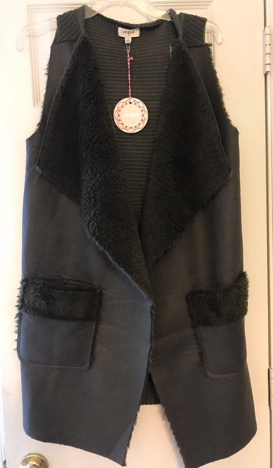 NWT Umgee Vest