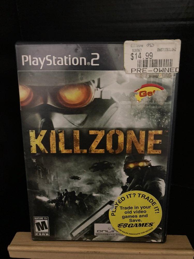 Killzone on Playstation 2