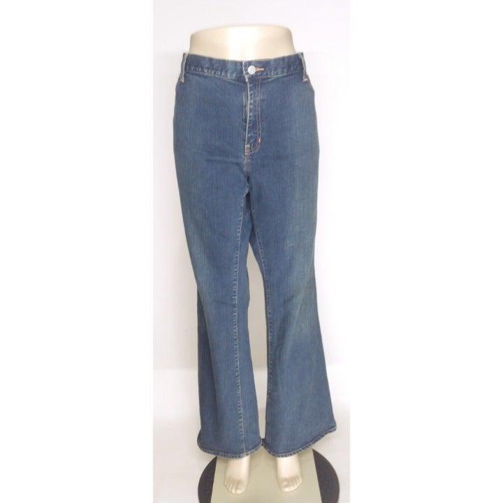 Gap Low Rise Boot Cut Jeans Size 20
