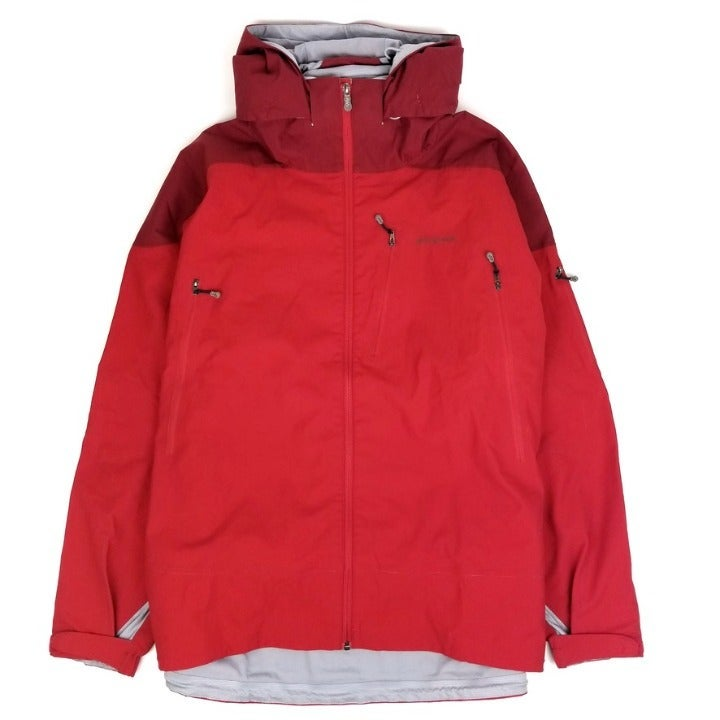 NEW Patagonia Red Soft Shell Snow Jacket