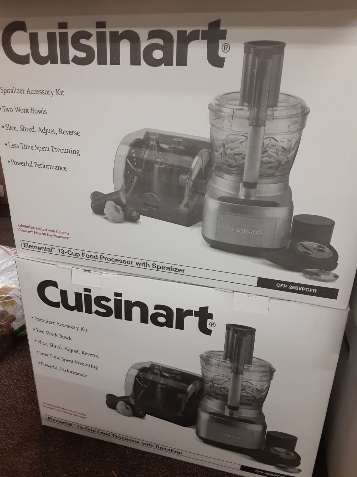 Cuisinart 13 cup food processor