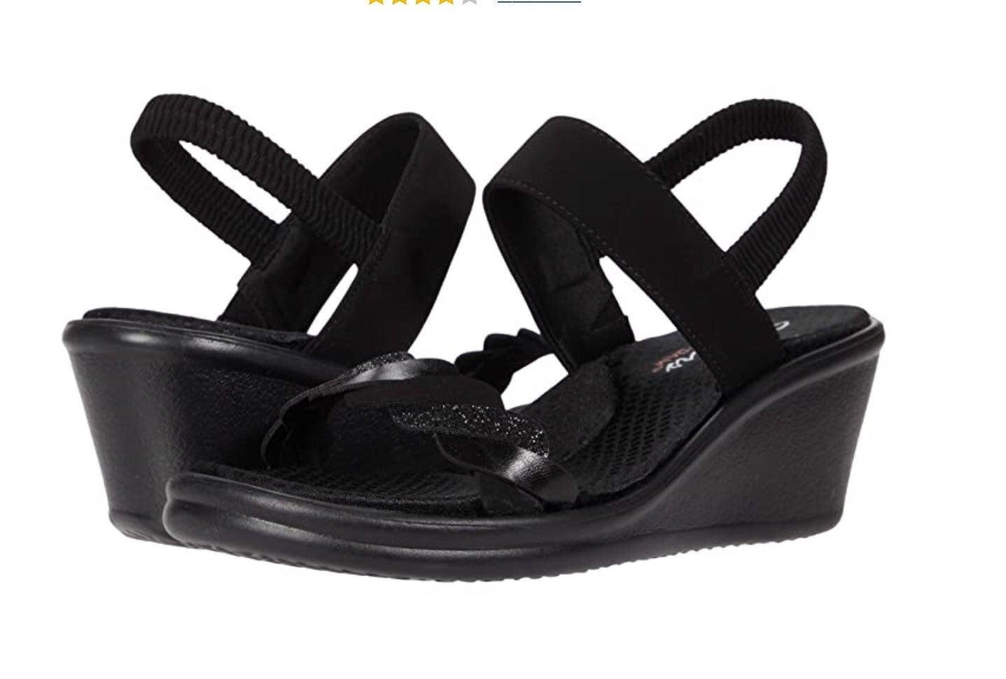 Skechers  City Dash Scalloped Sandal 9