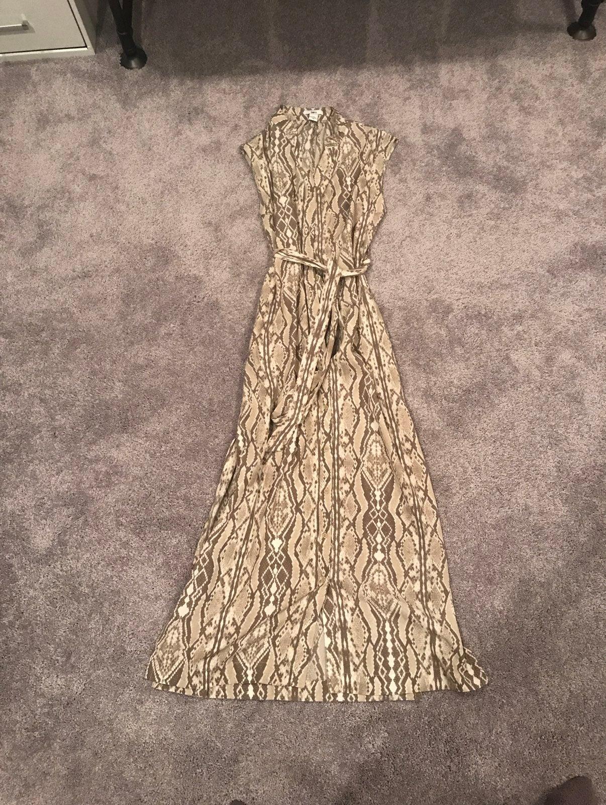 Bar III Maxi Dress Size XS