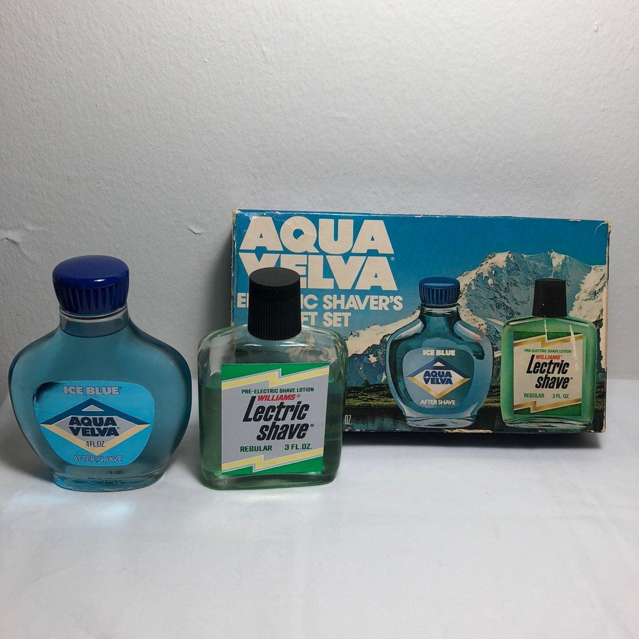 Aqua Vevla Ice Blue Lectric Shave