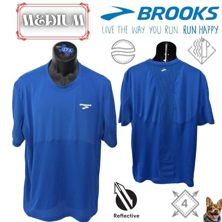 BROOKS XL Blue Men's Running Equilibrium