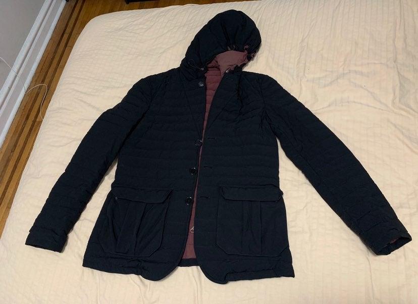 Vintage Armani Exchange Puffer Jacket