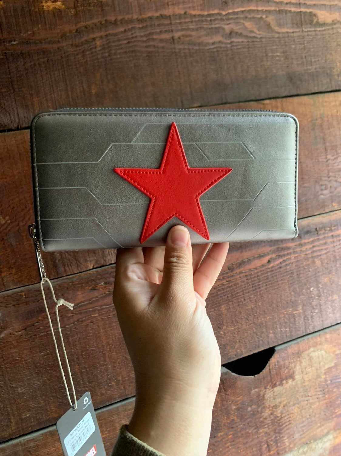 ❣️Rare Loungefly winter soldier wallet