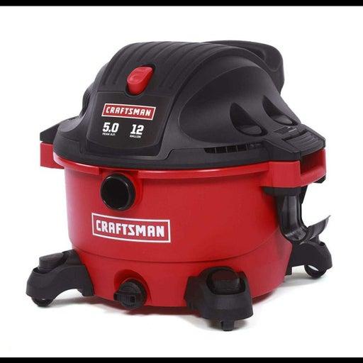 Craftsman wetdry vacuum
