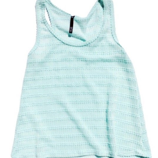 Love Culture Knit Tank Top Size Small