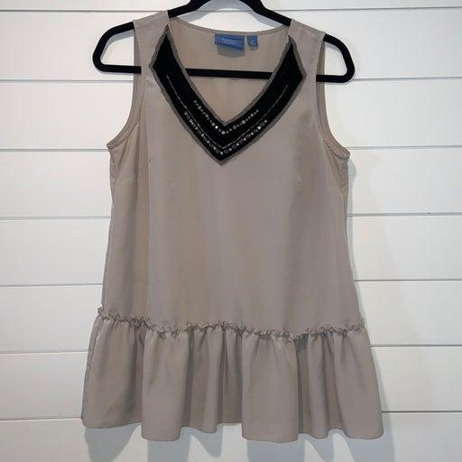 Simply Vera Sleeveless Shirt
