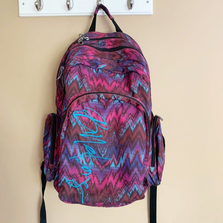 BILLABONG Multicolor Printed Backpack