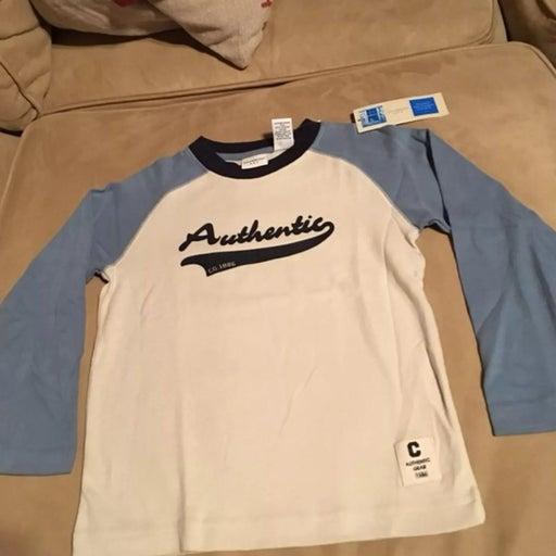 Baseball Shirt New Super Soft
