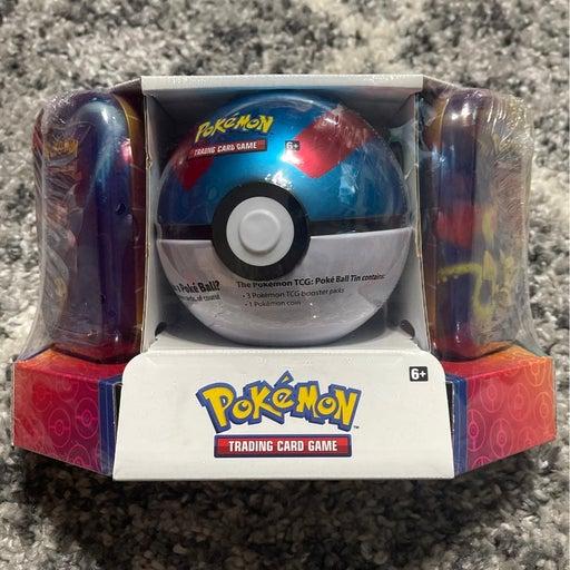 Pokémon 3 pack Tin Set