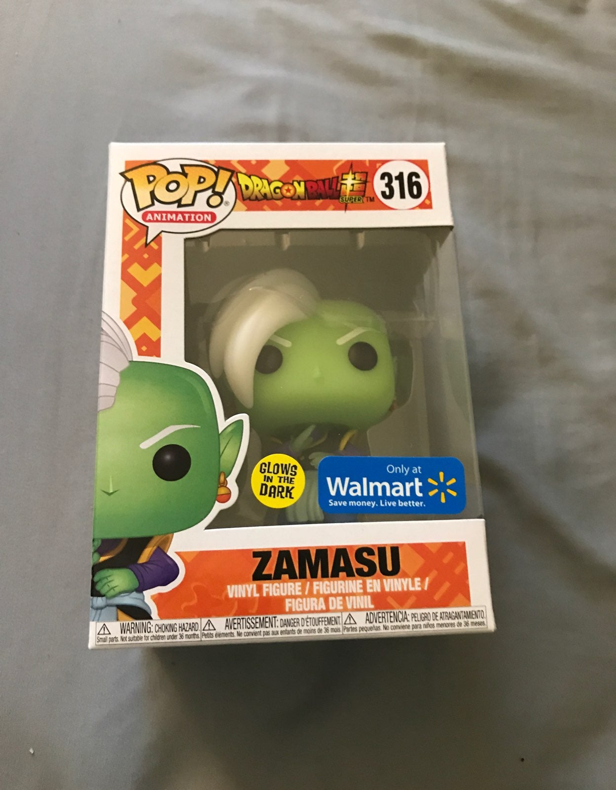 Funko Pop Zamasu Gitd