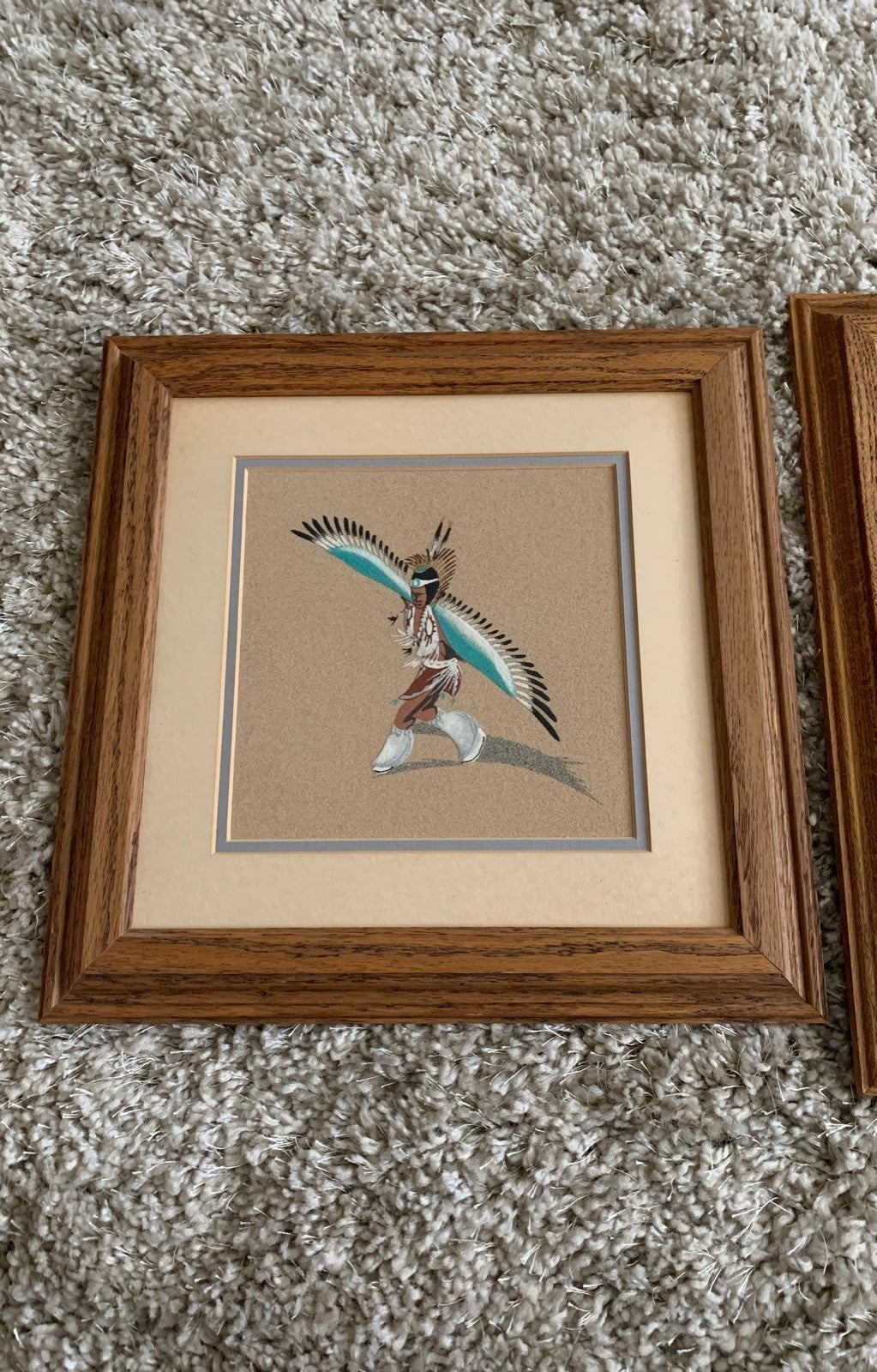 Native american drawings