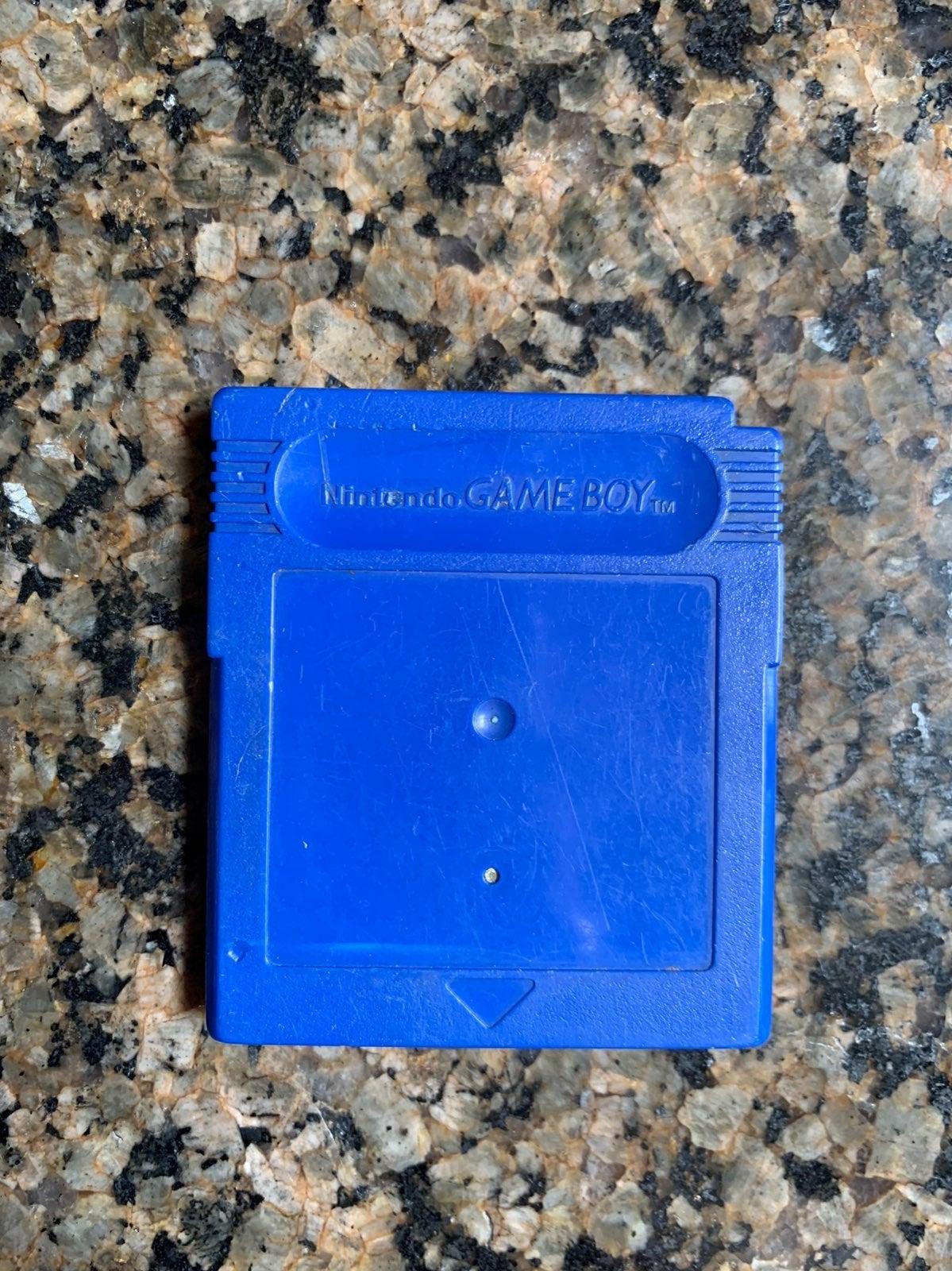 Pokemon Blue Version - Nintendo Gameboy