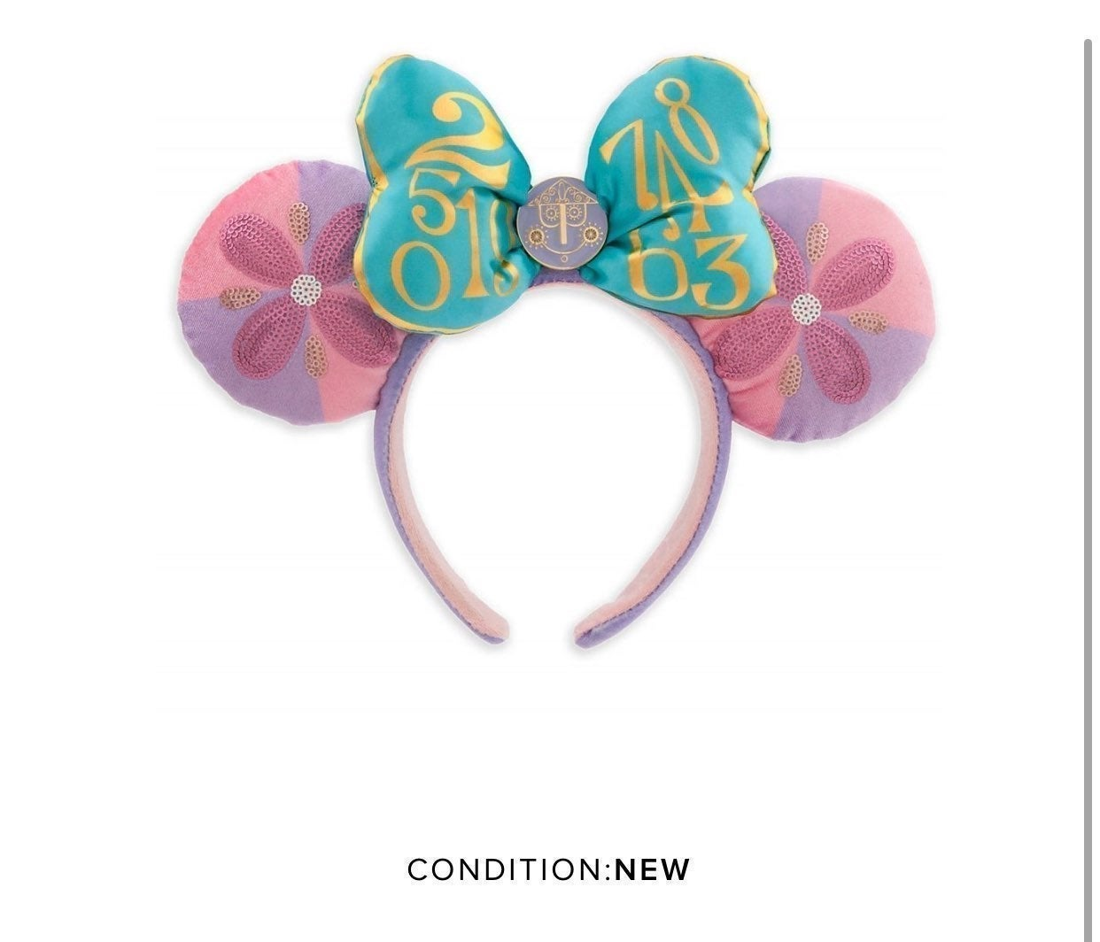 minnie mouse main attraction ears