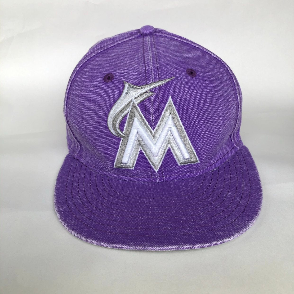 Marlins New Era hat ⚾️ great condition