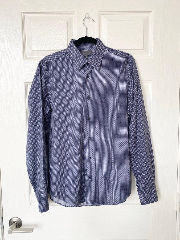 Vince Men's Button Down Shirt