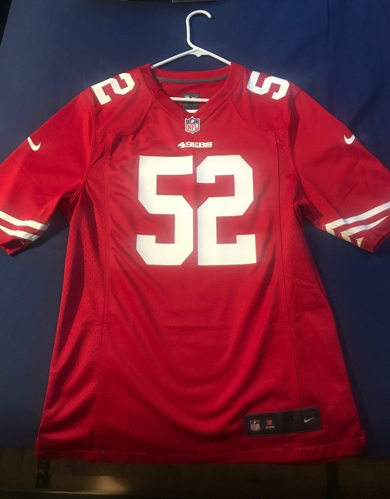 Patrick Willis Jersey (49ers)