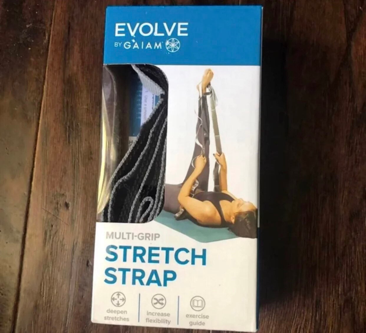 New exercise loop bands stretch