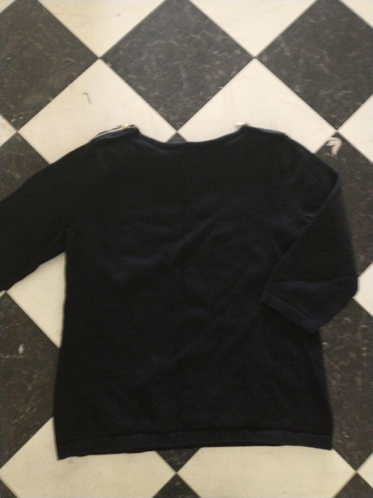Karen and Scott XL sweater