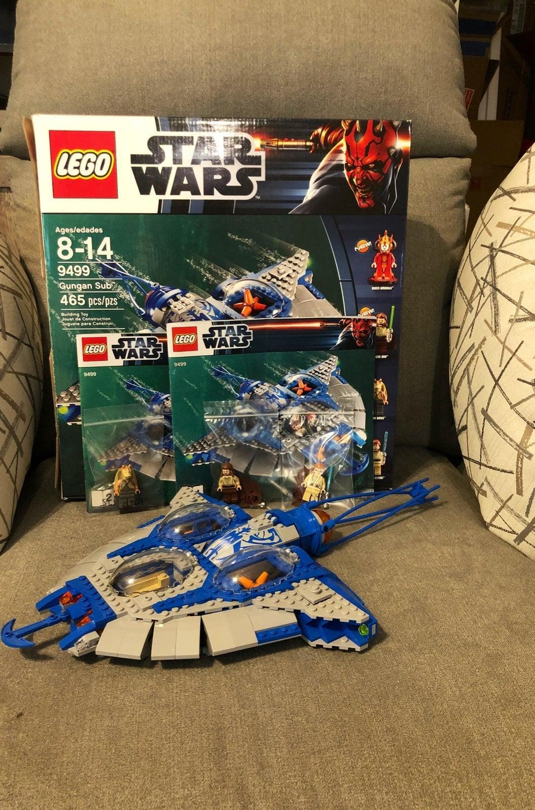LEGO Star Wars set 9499