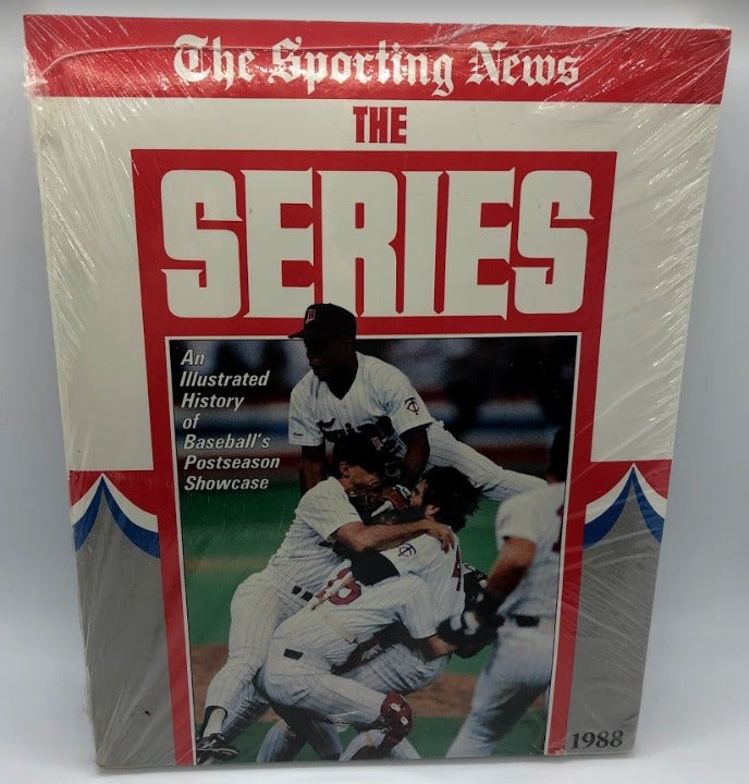 Vintage The Sporting News The SERIES