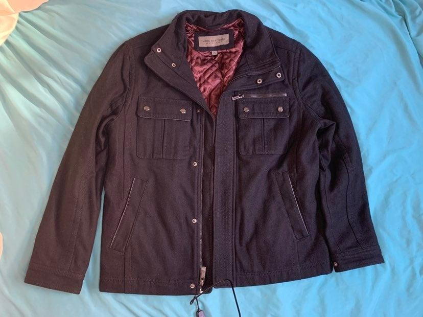 Andrew Marc New York Wool Jacket