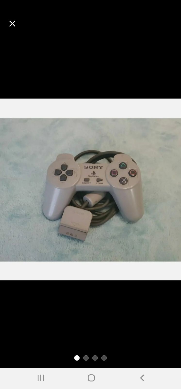Controller for PlayStation 1