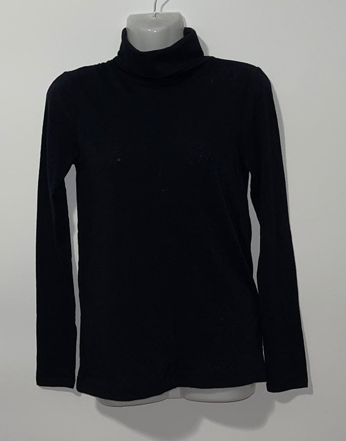Madewell NWT black turtleneck long sleev