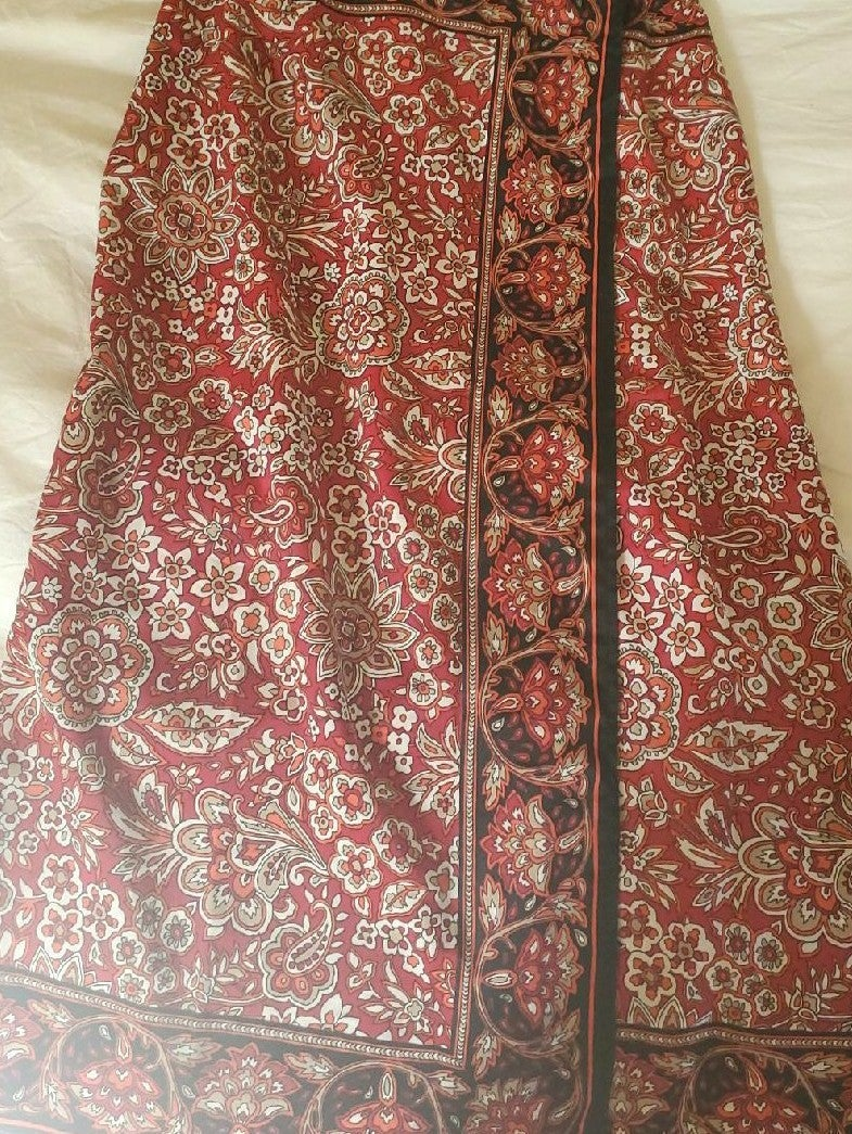 Indian Patterned Skirt