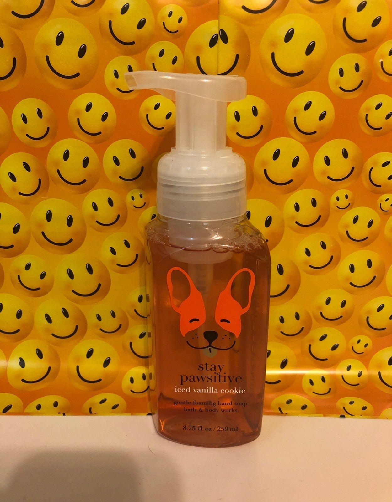 Bath and Body Works hand soap